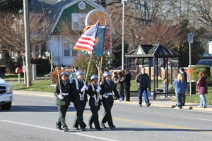 Claymont Christmas Parade